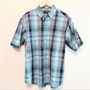 Roundtree & Yorke | Plaid Shirt